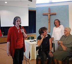 Leitungsteam der Senioren in Zu den Hl. Zwölf Aposteln