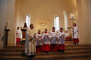 Unsere Ministranten St. Ullrich