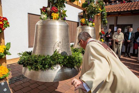 Glockenweihe St. Philippus (Foto: R. Kiderle)