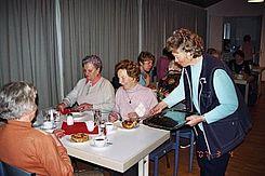 Seniorenclub von Namen Jesu - Kaffee