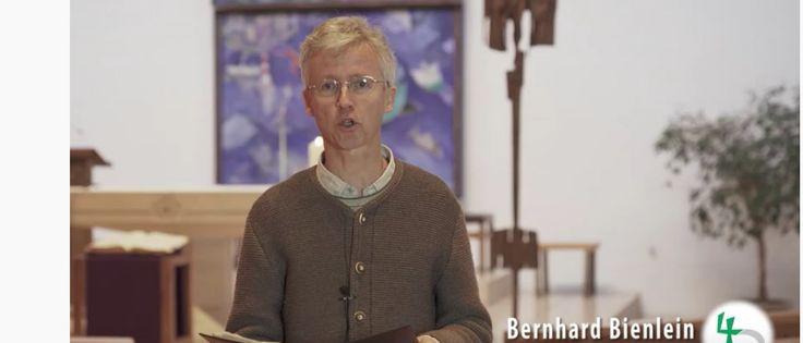 Ansprache von Pfarrvikar Bernhard Bienlein zum Palmsonntag, 05. April