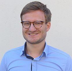 Pastoalassistent Christian Greil