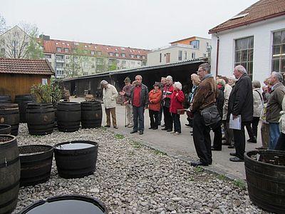 Fassfabrik Schmidt (Bild: Monika Kluy)
